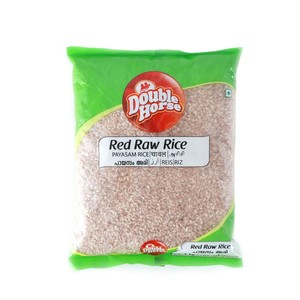 Double Horse Red Raw Rice 1kg