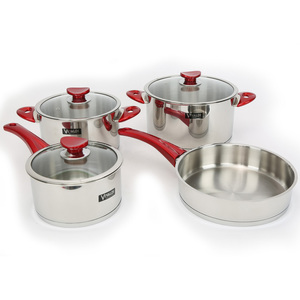 Vivaldi Cookware Set 7pcs