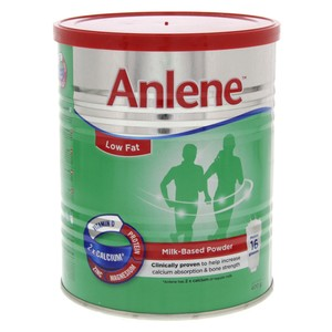 Anlene High Calcium Low Fat Milk Powder 400g