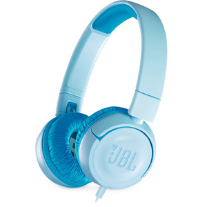 JBL Kids on-ear Headphones JR300 Ice Blue