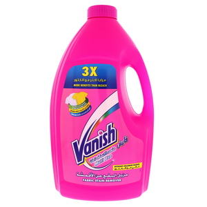 Vanish Fabric Stain Remover For Multi Use 3Litre
