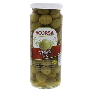 Acorsa Green Olives Whole 285g