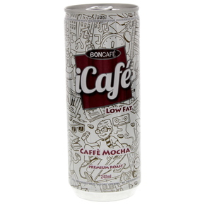 Bon Cafe Low Fat Caffe Mocha 240ml