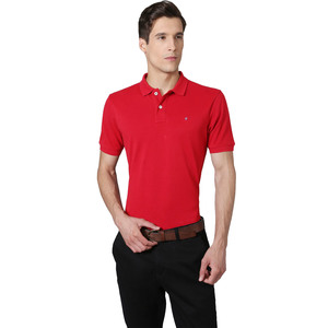 Louis Philippe Men's Polo LYKP1S00984 Red