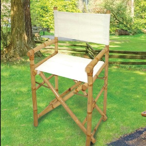 Relax Bamboo Director's Chair Assorted ACH008NA
