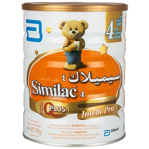 Similac Gain Kid School Milk 900g