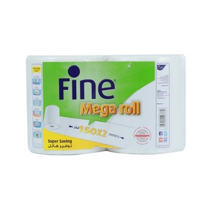 Fine Kitchen Mega roll 150m x 2