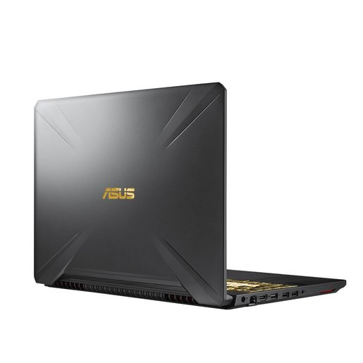Asus Notebook FX505GE-ES320T Core i7 Black