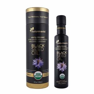 Naturments Organic Black Seed Oil 240ml