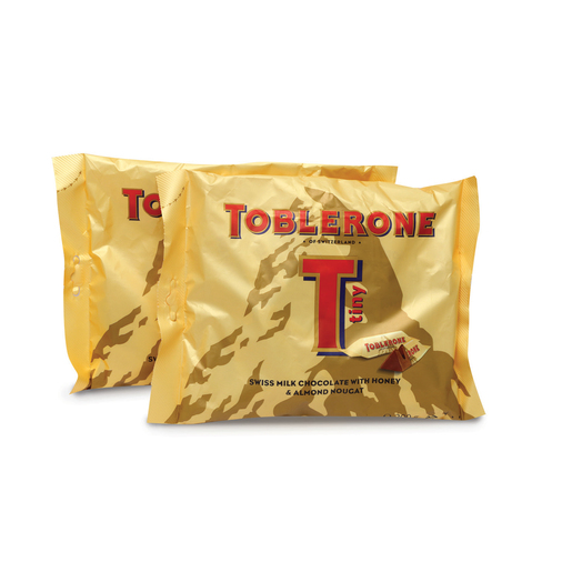 Buy Toblerone Chocolate Bag 200g x 2pcs - Chocolate Bags