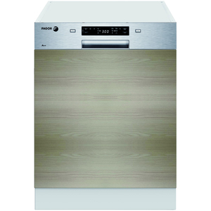 Fagor Built-In Dishwasher LVF17IAXUK 7Programs