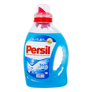 Persil Liquid Detergent 360 High Foam 1Litre