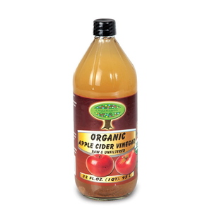 Organiqelle Organic Apple Cider Vinegar 944ml