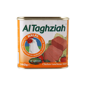 Al Taghziah Chicken Luncheon Meat 340g