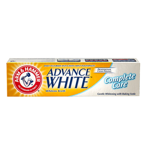 Arm & Hammer Tooth Paste Advance White Complete Care115g