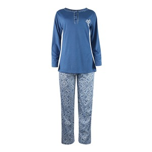 Eten Women's Pyjama Set Long Sleeve NJMWP07