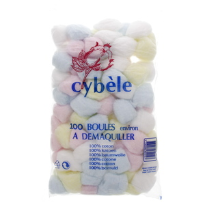 Cybele Cotton balls 100pcs