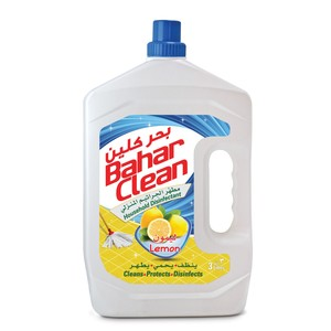 Bahar Clean Household Disinfectant Lemon 3Litre