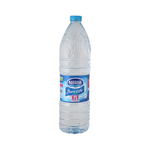 Buy Nestle Pure Life Bottled Drinking Water 1 5Litre - Mineral