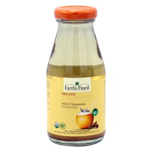 Earth's Finest Organic King Coconut Water With Cinnamon 200ml