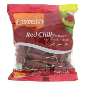 Eastern Red Chilly 100g