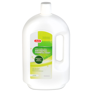 Lulu Antiseptic Disinfectant 4Litre