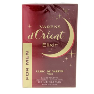 Ulric De Varens d'Orient Elixir EDT for Men 100ml