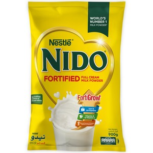 Nestle Nido Fortified  Milk Powder 900g