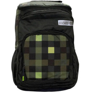 American Tourister School Backpack Doodle 92002 Olive