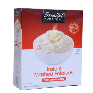 Essential Everyday Instant Mashed Potatoes 794g