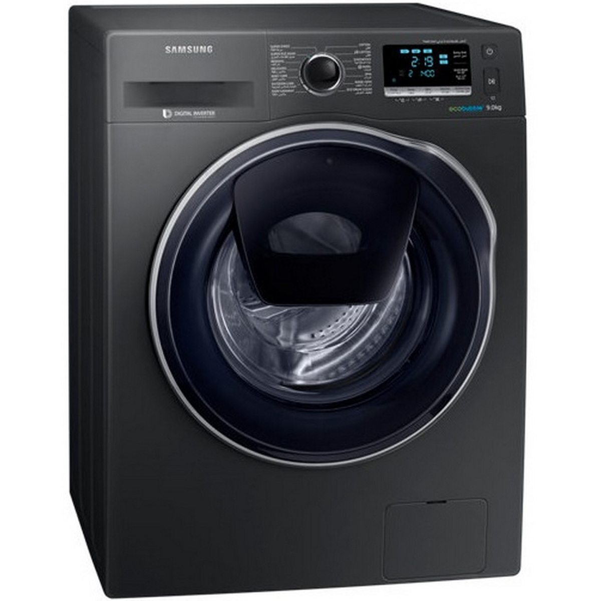 Buy Samsung Front Load Washing Machine WW90K6410QX/SG 9Kg - F/L Auto