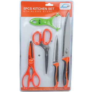 Home Kitchen Set 5pcs