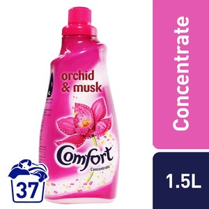 Comfort Concentrated Fabric Softener Orchid & Musk 1.5Litre