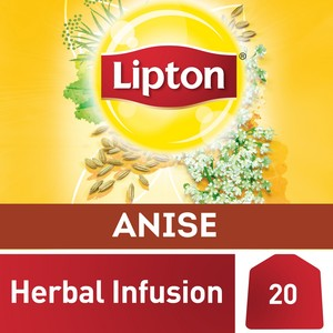 Lipton Herbal Infusions Anise 20 Teabags