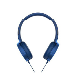 Sony Headphone With Mic MDRXB550AP Blue