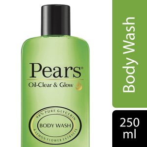 Pears Shower Gel Oil-Clear & Glow 250ml