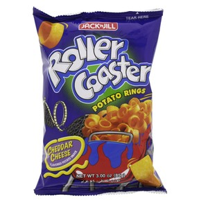 Jack N Jill Roller Coaster Potato Rings 85g
