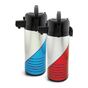Regal Airpot Flask RBA-25 2.5Ltr Assorted Color 1pc