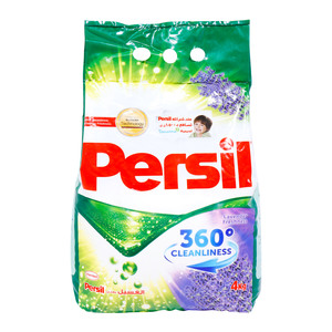 Persil Washing Powder Low Foam Lavender 4kg