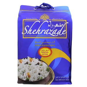 Shehrazade Indian Basmati Rice 5kg
