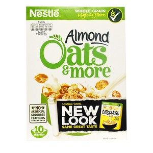 Nestle Almond Oats & More 425g