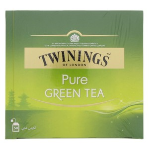 Twining's Pure Green Tea 50's