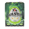 Holsten Apple Flavour Non Alcoholic Beer 330ml x 6 Pieces