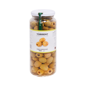 Torrent Pitted Spanish Green Olives 275g