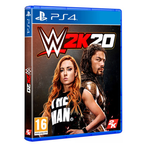 WWE 2K20 Regular Edition PS4
