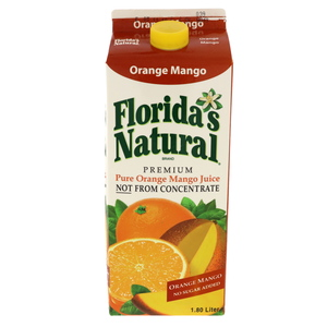 Floridas Natural Pure Orange Mango Juice 1.8Litre