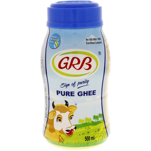 Grb Pure Ghee 500ml