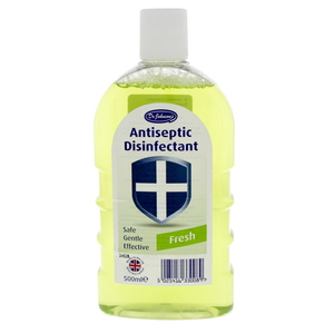 Dr. Johnson's Antiseptic Disinfectant Fresh 500ml