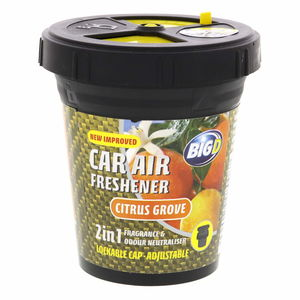 Big D Car Air Freshener Citrus Grove 130g