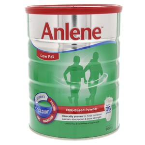 Anlene High Calcium Low Fat Milk Powder 900g